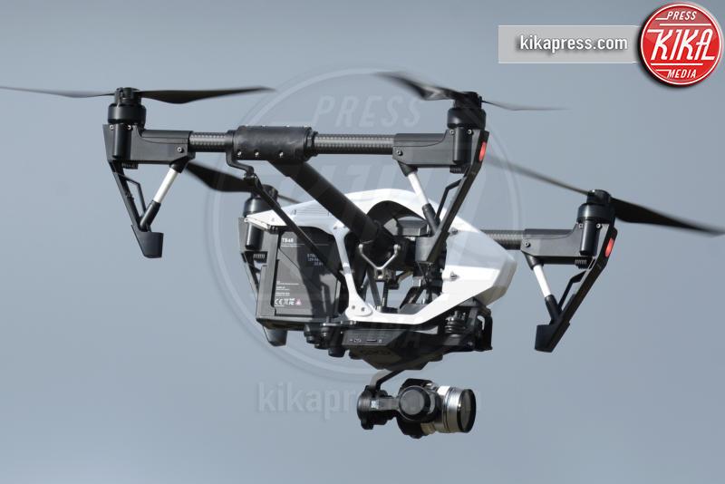 Droni - 02-10-2016 - Droni sempre più protagonisti al cinema e in TV