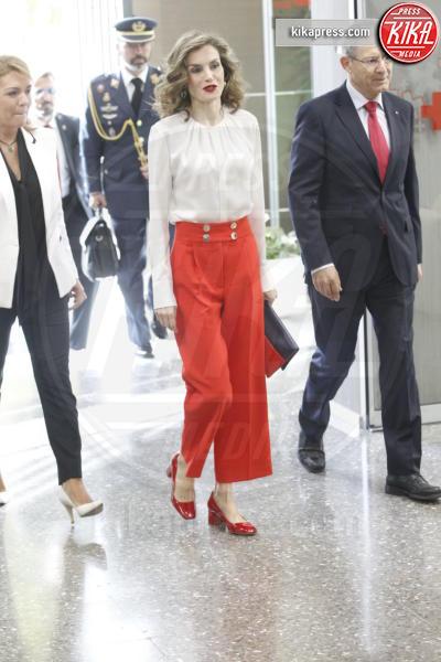 Letizia Ortiz - Madrid - 05-10-2016 - Letizia di Spagna, regina di stile con genio e... regolatezza!