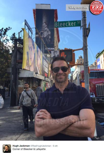 Hugh Jackman - 06-10-2016 - Hugh Jackman svela il titolo di Wolverine 3