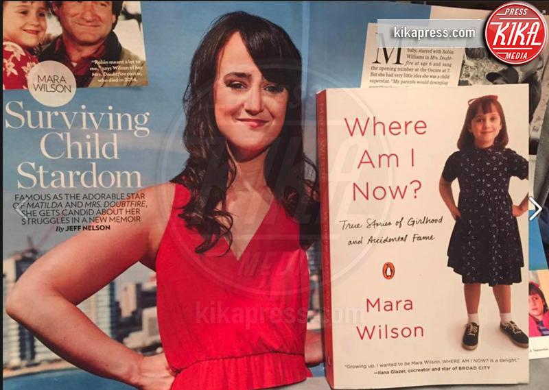 Mara Wilson - 07-10-2016 - Cameron Diaz e le star che non sapevi avessero lasciato il set