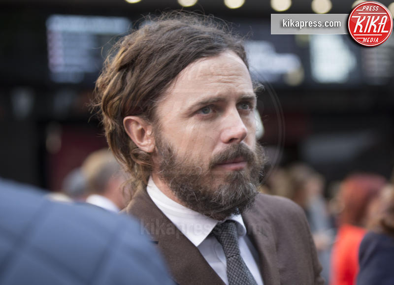 Casey Affleck - Londra - 08-10-2016 - BAFTA Awards: La La Land fa incetta di nomination