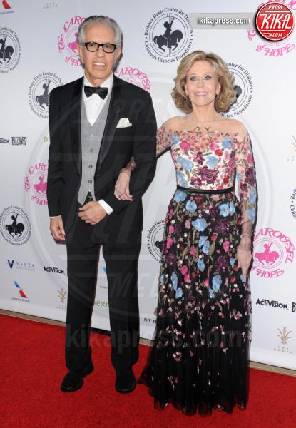 Richard Perry, Jane Fonda - Beverly Hills - 08-10-2016 - Anche Mel B divorzia, la classifica delle ex coppie più longeve
