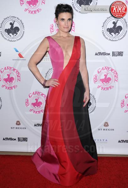 Idina Menzel - Beverly Hills - 08-10-2016 - Frozen, Disney accusata di plagio per il brano Let it Go