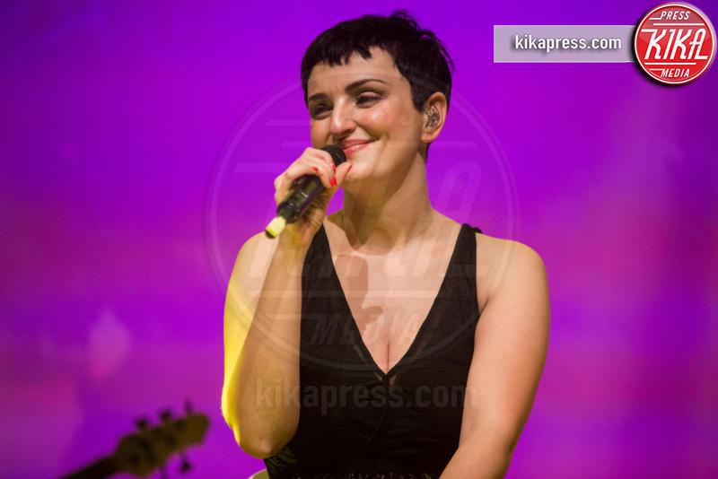 Arisa - Milano - 09-10-2016 - Arisa pubblica il suo primo Best of: la sua carriera in un album