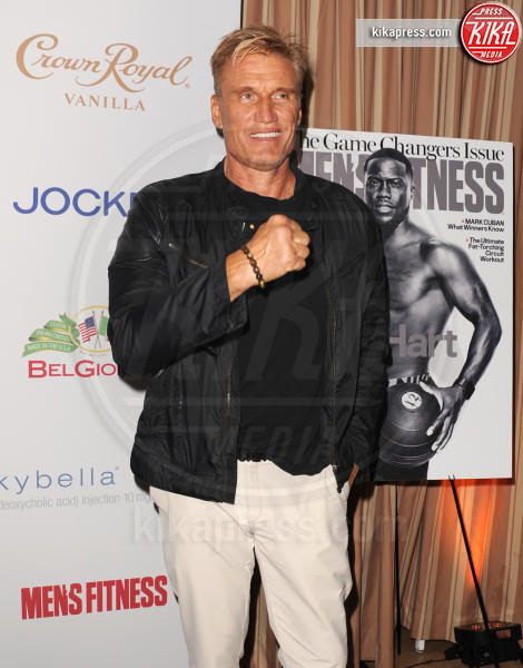 Dolph Lundgren - West Hollywood - 10-10-2016 - Ivan Drago, le piccanti confessioni sull'amore con Grace Jones