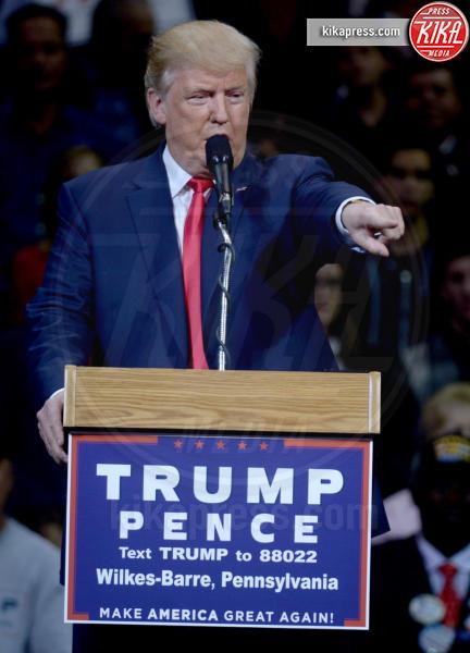Donald Trump - Wilkes-Barre - 11-10-2016 - Trump gela l'Europa: ecco gli estratti delle sue interviste