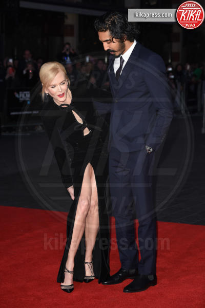 Dev Patel, Nicole Kidman - Londra - 12-10-2016 - Da Evangeline a Irina, sul red carpet lo spacco... spacca!