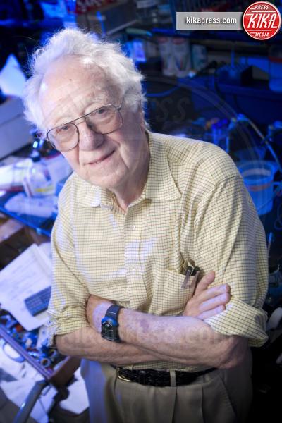 Mario Capecchi - 08-10-2007 - Addio Dario Fo, l'ultimo dei 20 Nobel italiani