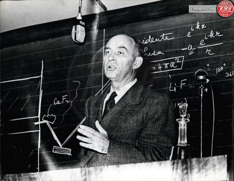 Enrico Fermi - 10-10-1949 - Addio Dario Fo, l'ultimo dei 20 Nobel italiani