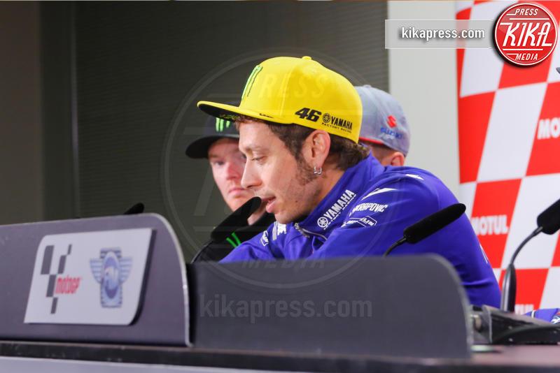 Valentino Rossi - Motegi - 13-10-2016 - Motegi: Valentino Rossi si sente favorito
