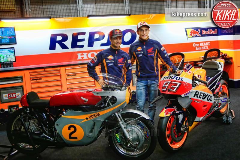 Dani Pedrosa, Marc Marquez - Motegi - 13-10-2016 - Motegi: Valentino Rossi si sente favorito