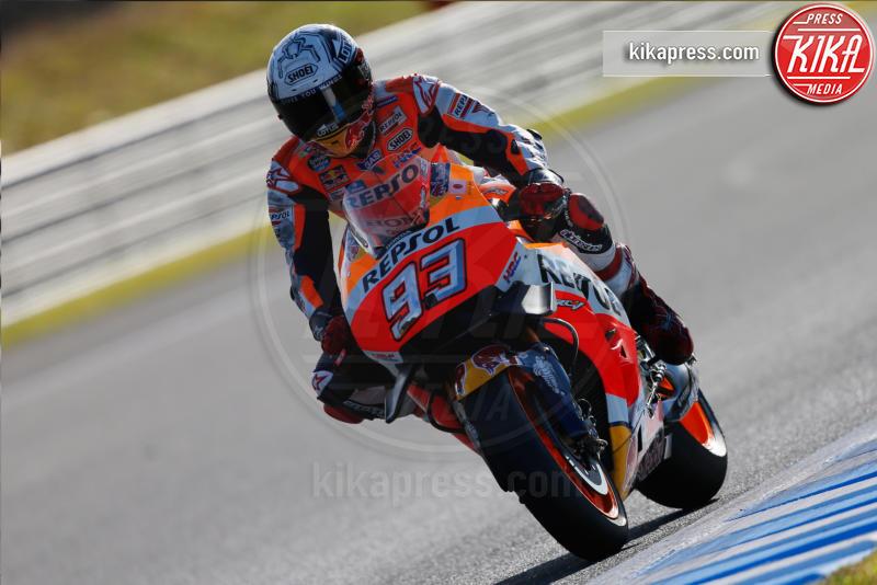 Marc Marquez - Motegi - 14-10-2016 - Prove libere di Motegi: Lorenzo in pole, grande Vinales