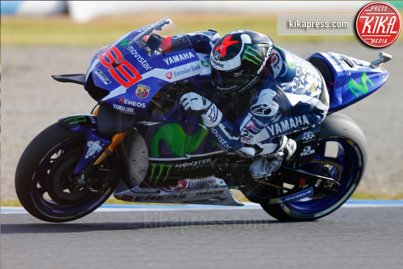Jorge Lorenzo - Motegi - 14-10-2016 - Prove libere di Motegi: Lorenzo in pole, grande Vinales
