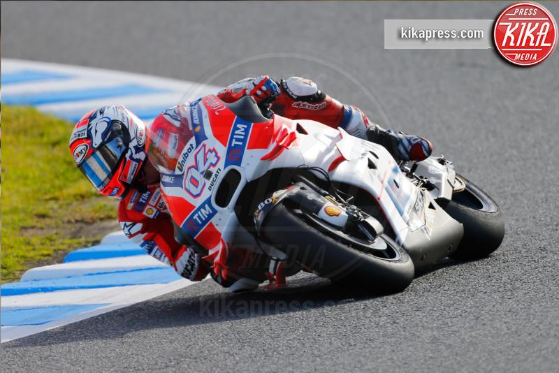 Andrea Dovizioso - Motegi - 14-10-2016 - Prove libere di Motegi: Lorenzo in pole, grande Vinales