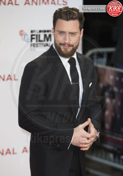 Aaron Taylor-Johnson - Londra - 14-10-2016 - Robert Pattinson, da vampiro a uomo pipistrello in Batman