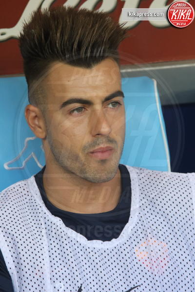 Manuel El Shaarawy - Napoli - 15-10-2016 - La Roma espugna il San Paolo di Napoli 3 a 1