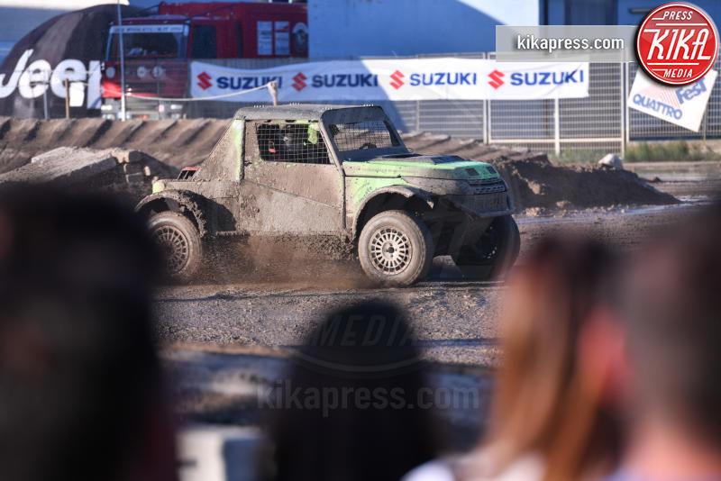Carrara - 14-10-2016 - La Jeep protagonista al 4x4 Fest di Carrara