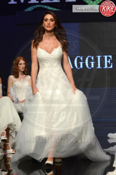 Cecilia Rodriguez - 16-10-2016 - Cecilia Rodriguez in abito da sposa... senza Francesco Monte