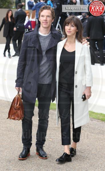 Sophie Hunter, Benedict Cumberbatch - Londra - 21-09-2015 - Benedict Cumberbatch papà per la seconda volta