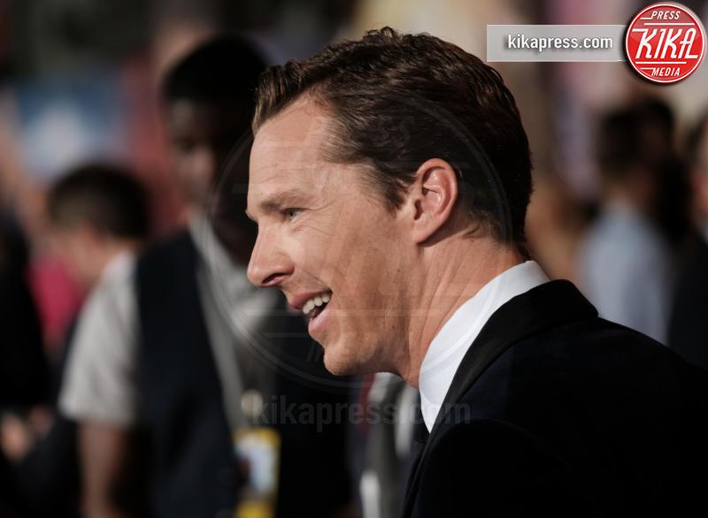Benedict Cumberbatch - Hollywood - 20-10-2016 - Elementare Watson! Benedict Cumberbatch sventa una rapina