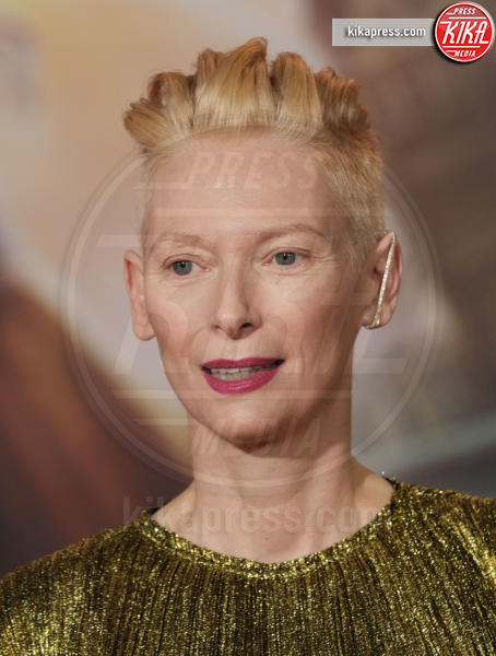 Tilda Swinton - Hollywood - 20-10-2016 - Wes Anderson is back: arriva il film d'animazione Isle of Dogs
