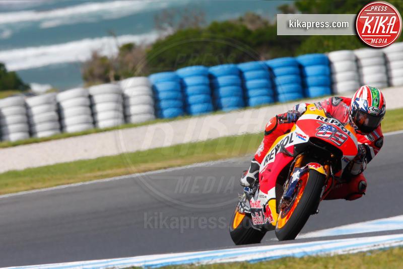 Niki Hayden - Australia - 21-10-2016 - Moto Gp Australia, dopo le qualifiche Marquez in pole
