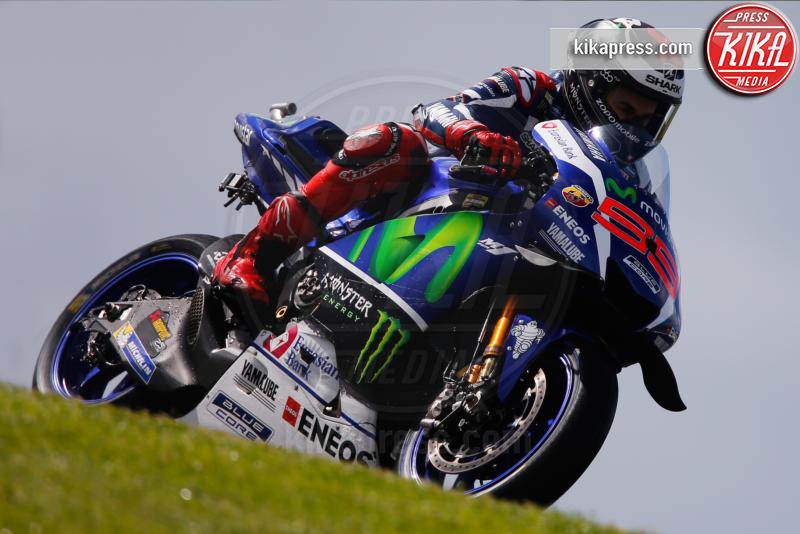 Jorge Lorenzo - Australia - 21-10-2016 - Moto Gp Australia, dopo le qualifiche Marquez in pole