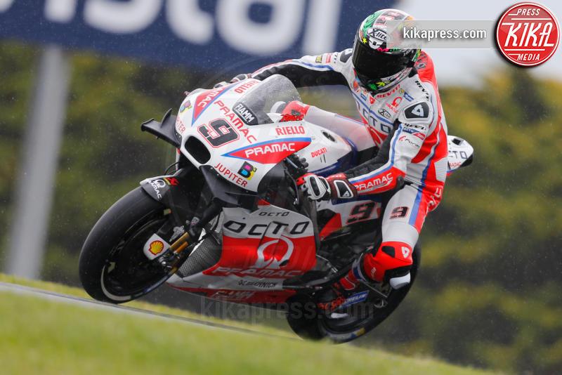 Danilo Petrucci - Australia - 22-10-2016 - Moto Gp Australia, dopo le qualifiche Marquez in pole