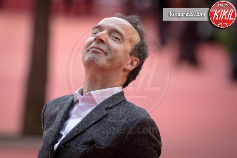 Roberto Benigni - Roma - 23-10-2016 - Roberto Benigni querela la trasmissione Report