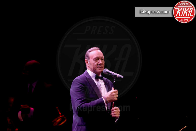 Kevin Spacey - New York - 22-10-2016 - Colpo di scena: l'accusatore di Kevin Spacey ritira le accuse