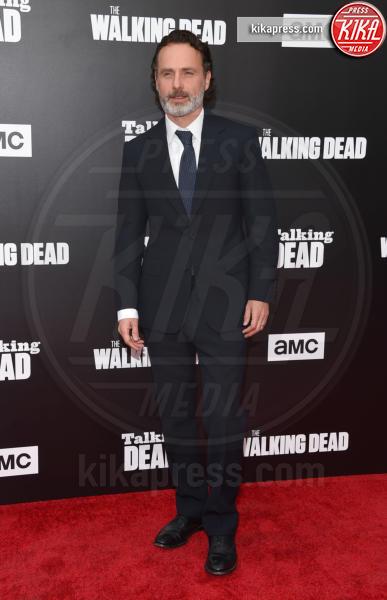 Andrew Lincoln - Hollywood - 23-10-2016 - The Walking Dead: il protagonista lascia la serie tv