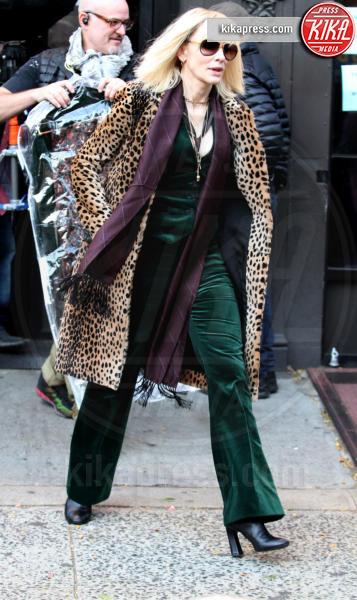 Cate Blanchett - New York - 24-10-2016 - Cate Blanchett-Sandra Bullock, un caffè al gusto Oscar