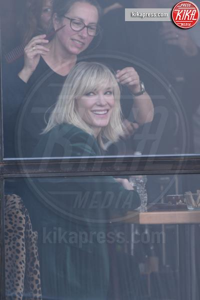 Cate Blanchett - Manhattan - 24-10-2016 - Cate Blanchett-Sandra Bullock, un caffè al gusto Oscar