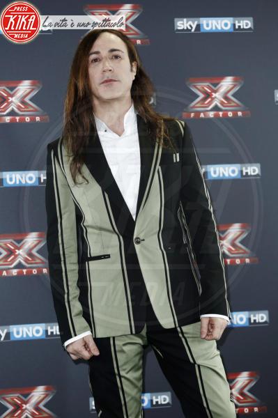 Manuel Agnelli - Milano - 26-10-2016 - X Factor 11: Chiara Ferragni sul tavolo dei giudici