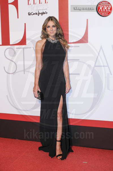 Elizabeth Hurley - Madrid - 26-10-2016 - Le star che sanno osare: sensualità over 50 sul red carpet