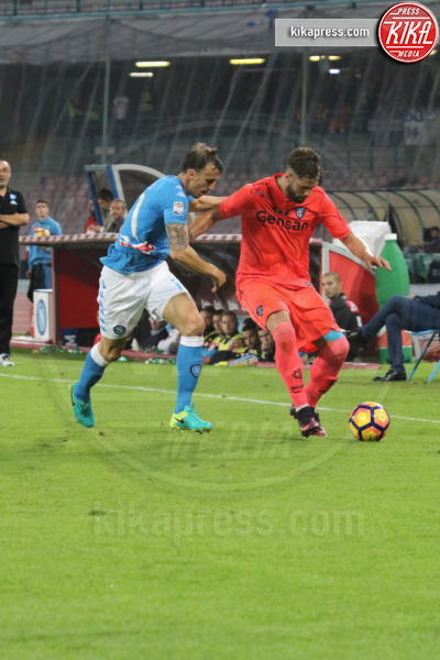 Vlad Chiriches - Napoli - 26-10-2016 - Serie A, Napoli-Empoli 2-0, Sarri terzo in classifica