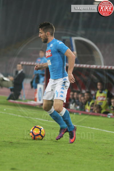 Dries Mertens - Napoli - 26-10-2016 - Serie A, Napoli-Empoli 2-0, Sarri terzo in classifica