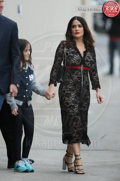 Valentina Pinault, Salma Hayek - Los Angeles - 30-03-2016 - Chi lo indossa meglio? Rihanna e Salma Hayek