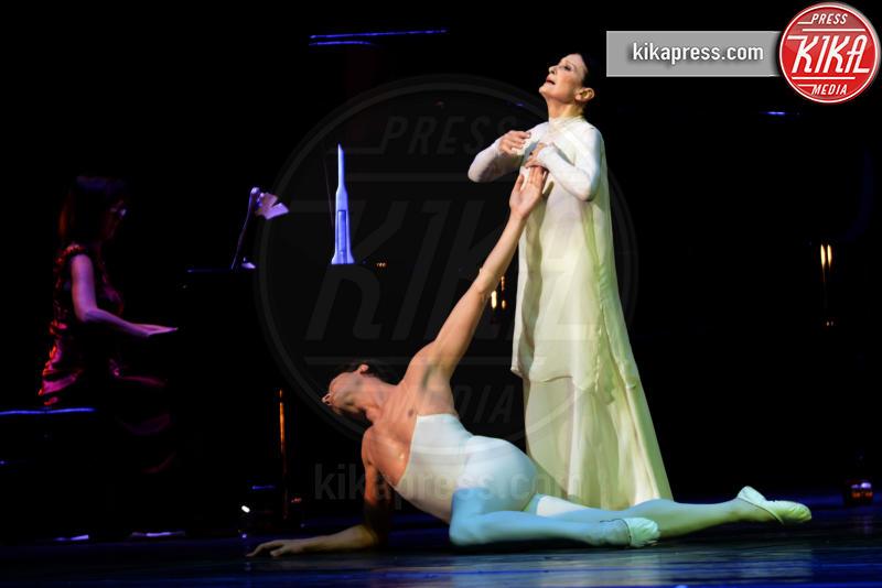 Carla Fracci - Napoli - 27-10-2016 - Napoli e Diva e Donna celebrano la carriera di Carla Fracci