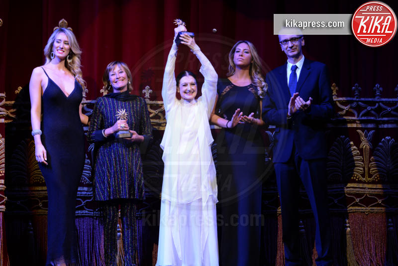 Angelo Ascoli, Carla Fracci - Napoli - 27-10-2016 - Napoli e Diva e Donna celebrano la carriera di Carla Fracci