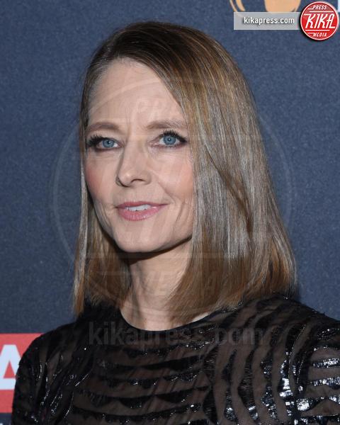 Jodie Foster - Beverly Hills - 28-10-2016 - Prima e dopo: il miracolo del make up!