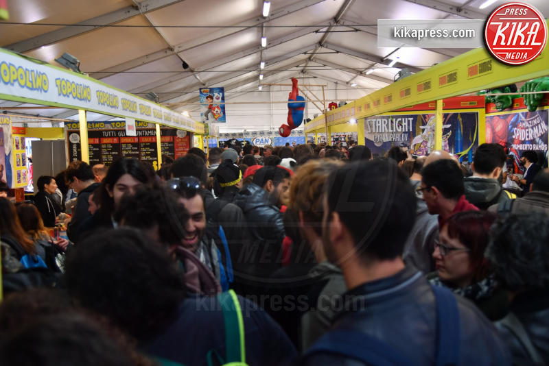 Lucca Comics and Games - Lucca - 28-10-2016 - Lucca Comics and Games fa 50: al via l'edizione 2016