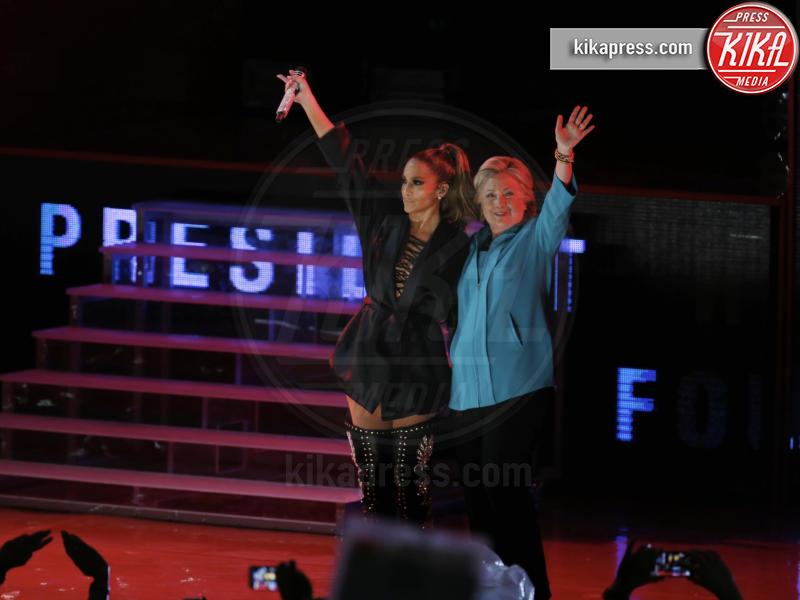 Hillary Clinton, Jennifer Lopez - Miami - 29-10-2016 - J Lo e Marc Anthony ancora insieme ma solo per Hillary Clinton!