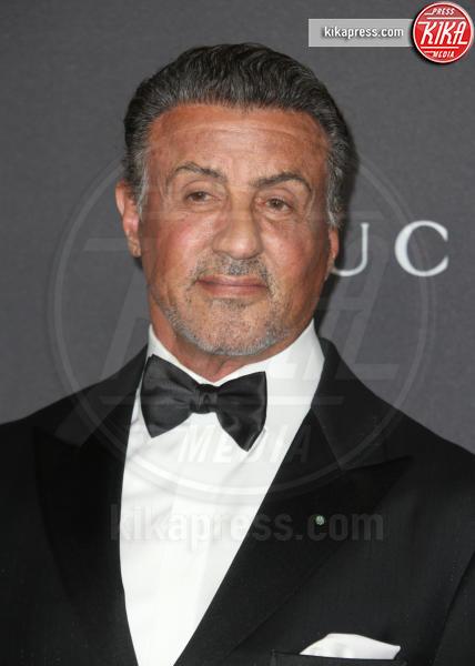 Sylvester Stallone - Los Angeles - 30-10-2016 - Sylvester Stallone, quanta eleganza sul set di Creed 2