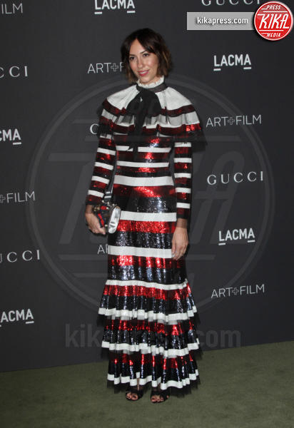 Gia Coppola - Los Angeles - 30-10-2016 - Balze, fiocchi e gonnelloni: un red carpet da far west!