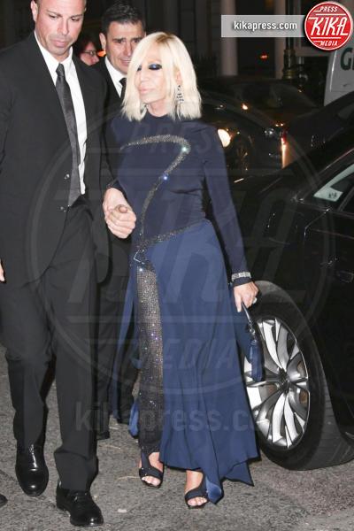 Donatella Versace - Londra - 31-10-2016 - Gianni Versace moriva 20 anni fa: il ricordo della moda