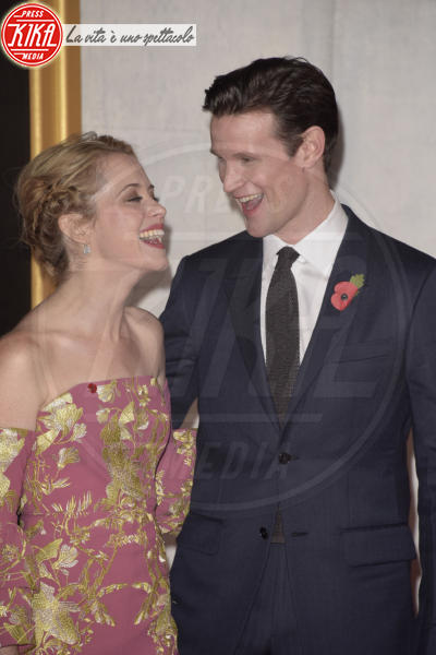 Claire Foy, Matt Smith - Londra - 02-11-2016 - The Crown, la Regina Elisabetta II come non l'avete mai vista
