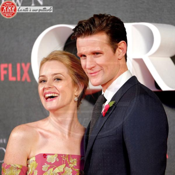 Claire Foy, Matt Smith - Londra - 01-11-2016 - The Crown, la Regina Elisabetta II come non l'avete mai vista