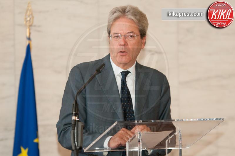 Paolo Gentiloni - Roma - 02-11-2016 - Paolo Gentiloni è il nuovo capo del governo