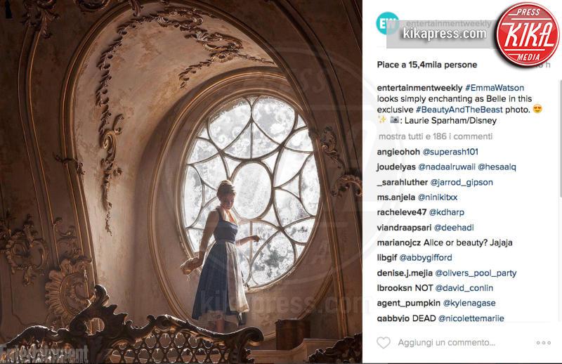 Emma Watson - 03-11-2016 - Le vere principesse Disney sono loro!